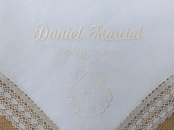 Pañuelo Bautizo