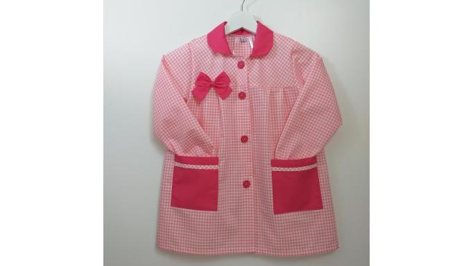 Bata mod. Lazo rosa. [1]