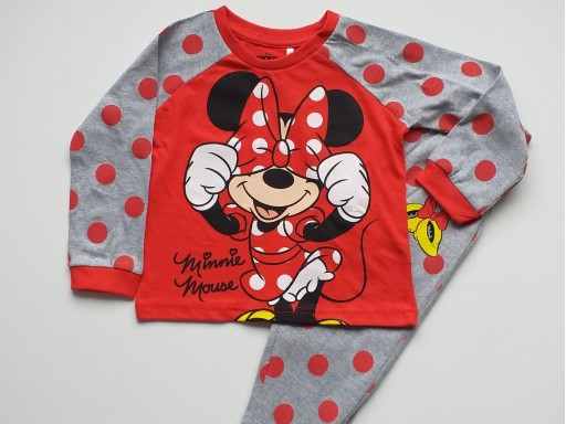 Pijama Minnie.