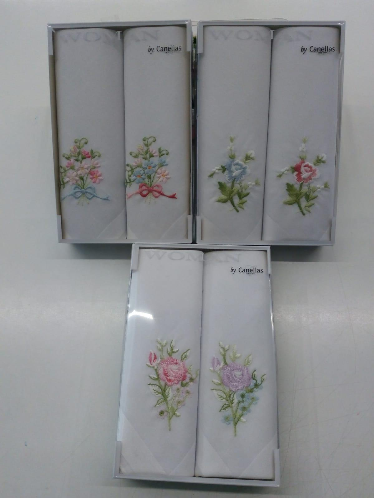 Pañuelos de señora pack -2
