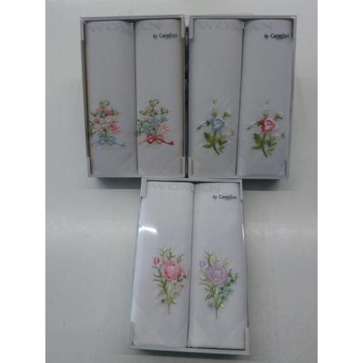Pañuelos de señora pack -2  [0]