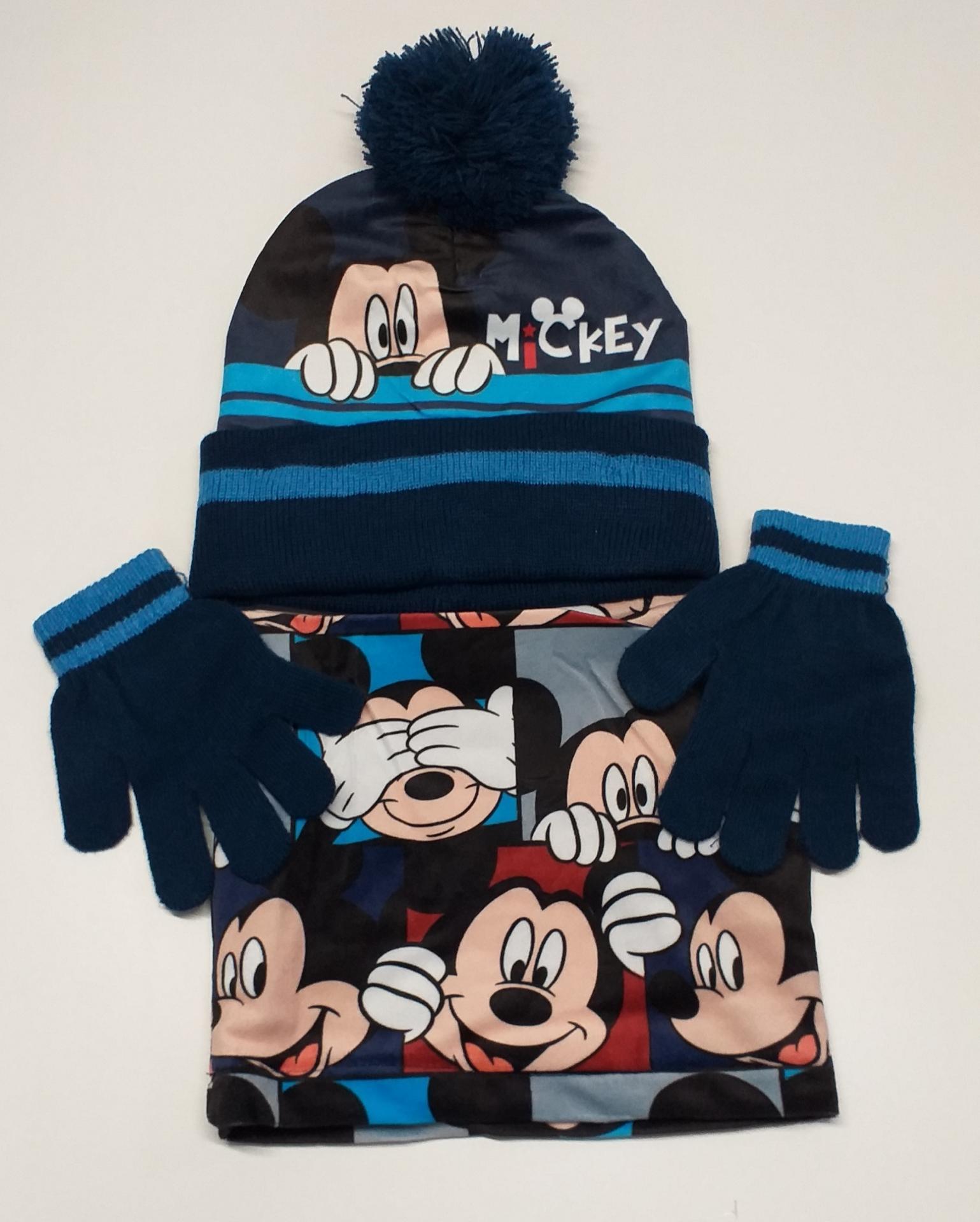 Conjunto Mickey 3 piezas