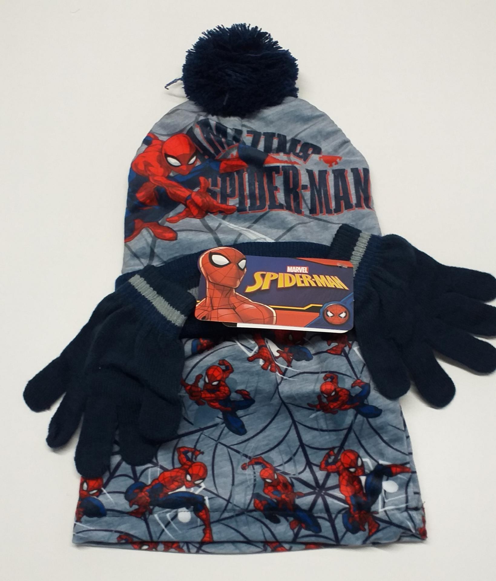 Conjunto Spiderman