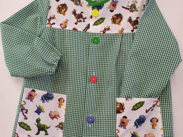 Bata Toy Story verde [1]