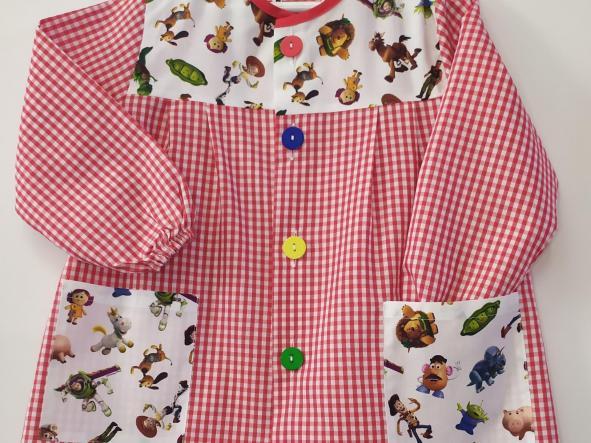Bata Toy Story vichy Rojo. [1]