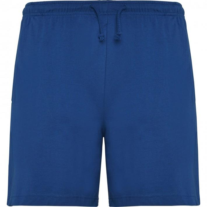 Pantalón corto azulón