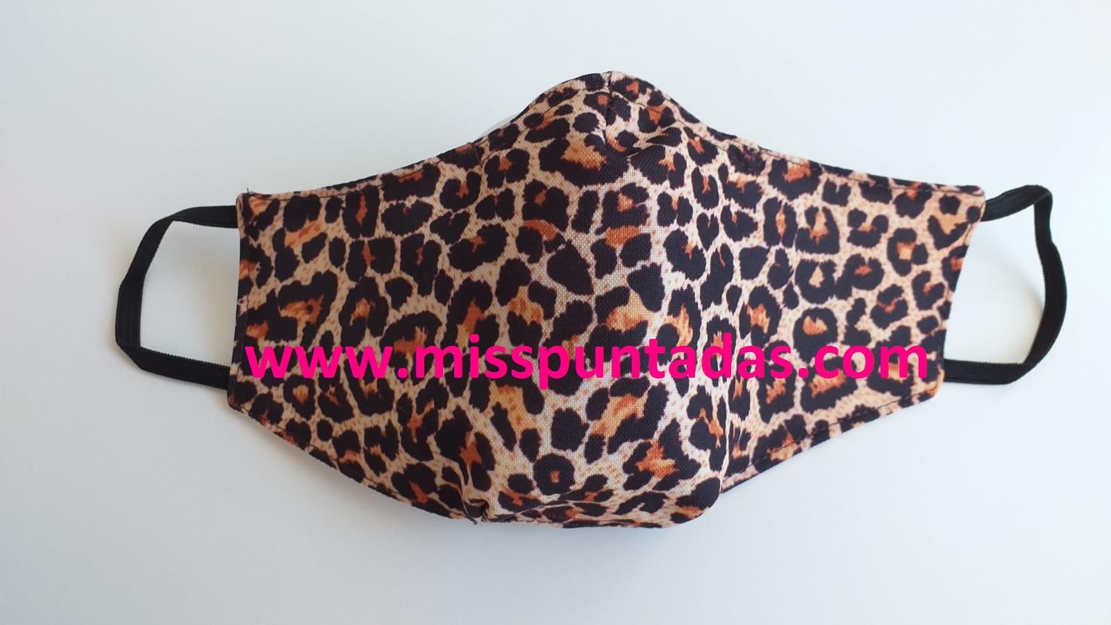 Mascarilla Leopardo MP-VR