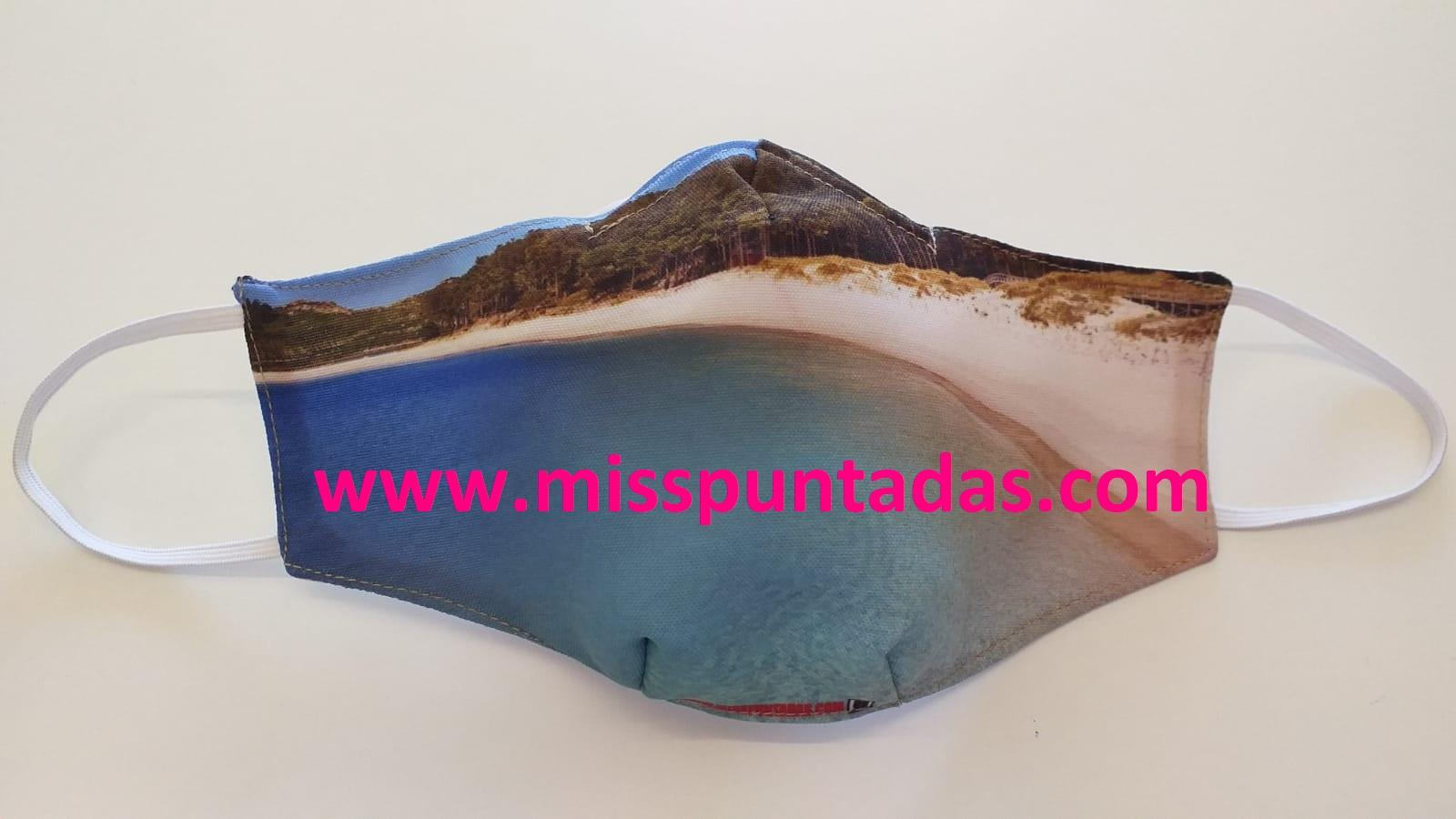 Mascarilla Islas Cíes MP-VR