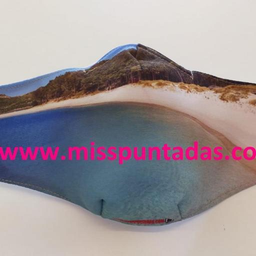 Mascarilla Islas Cíes MP-VR [0]