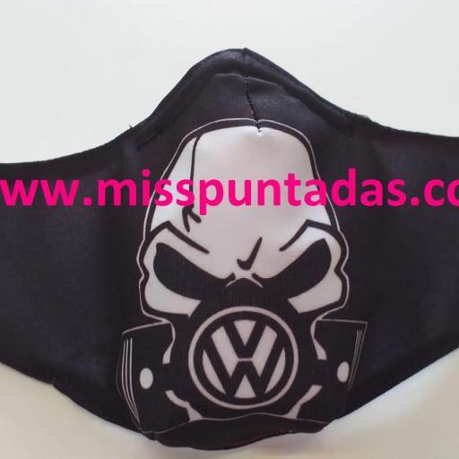 Mascarilla Toxic MP-VR