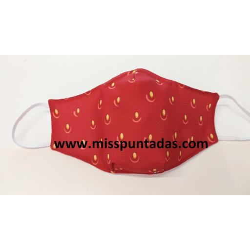 Mascarilla Fresa MP-VR