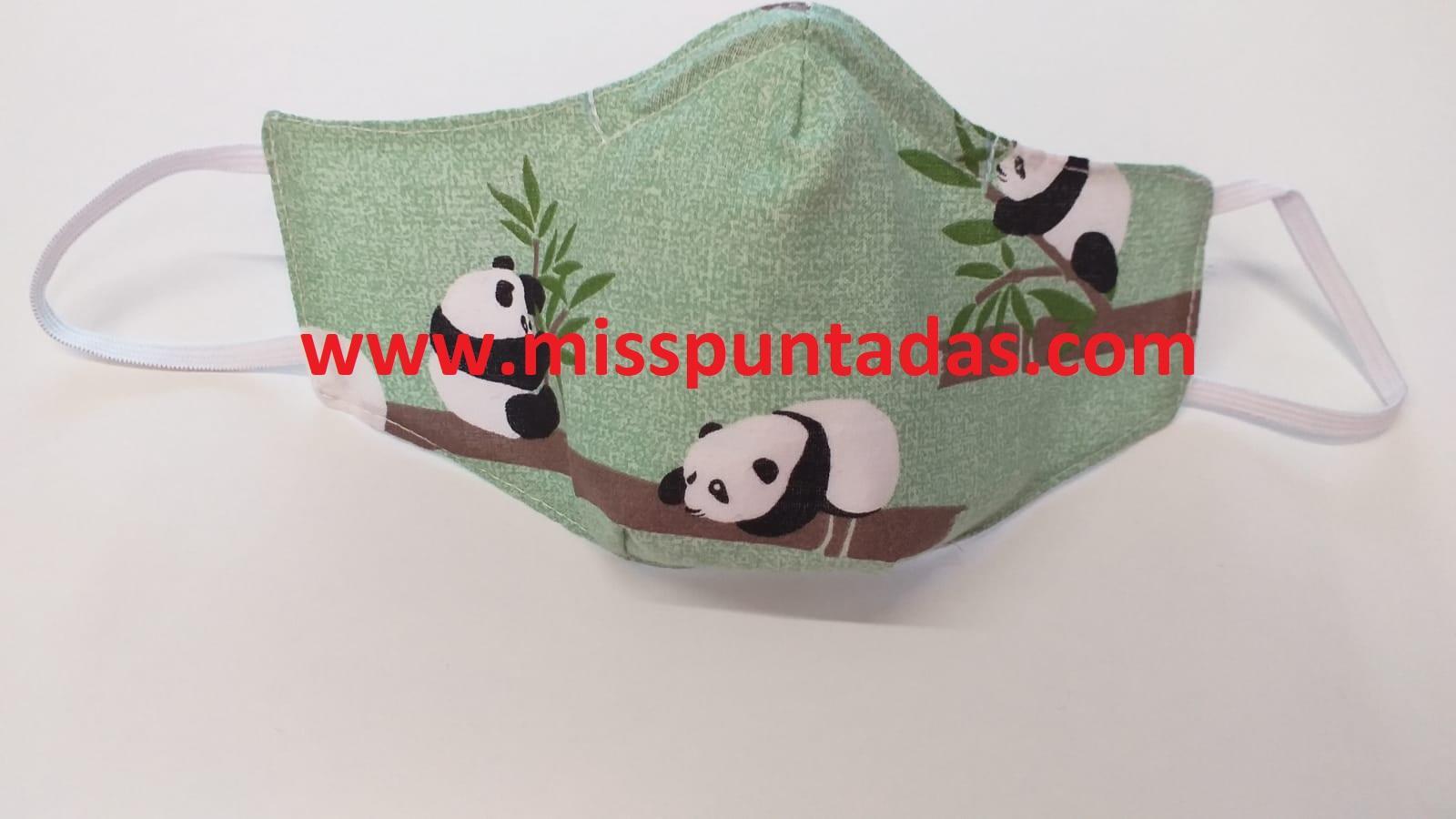 Mascarilla Panda MP-VR