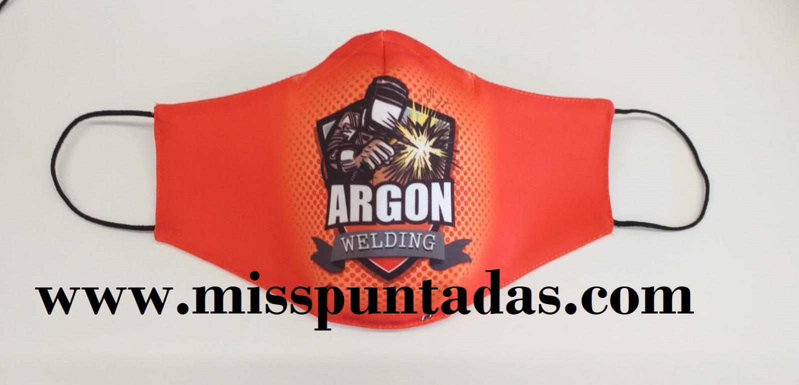 Mascarilla ARGON MP-VR