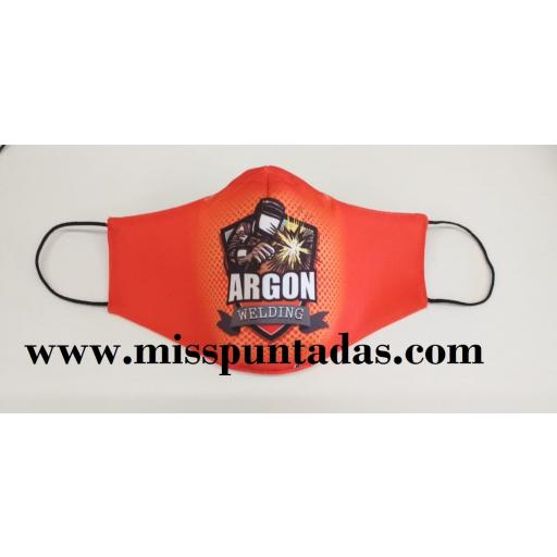Mascarilla ARGON MP-VR [0]