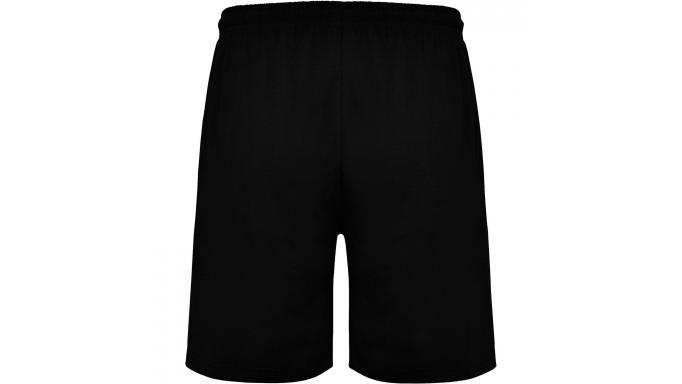 Pantalón corto gris [2]