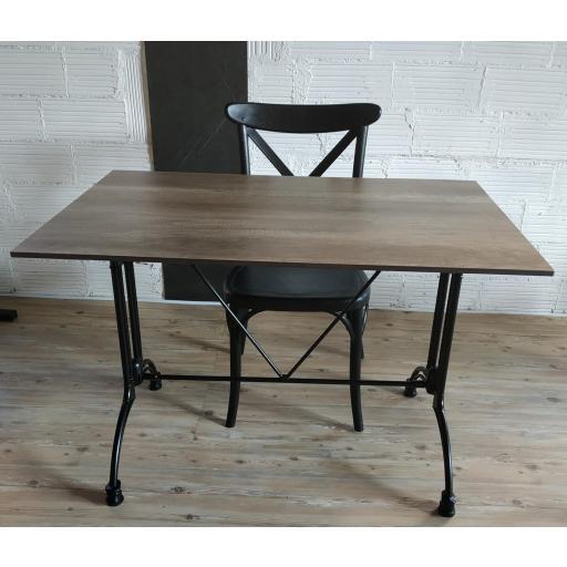 Mesa modelo café rectangular [2]