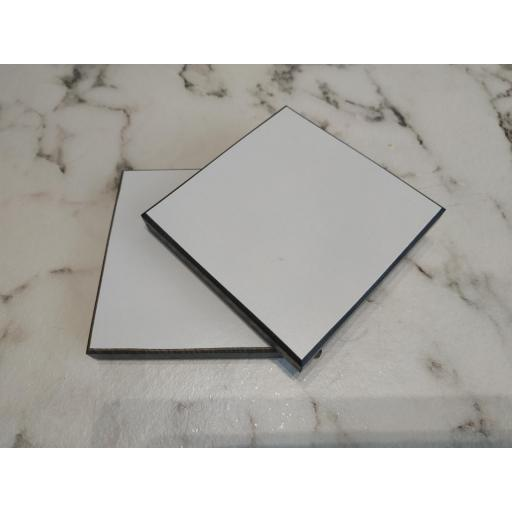 Tablero Compacto Blanco [0]