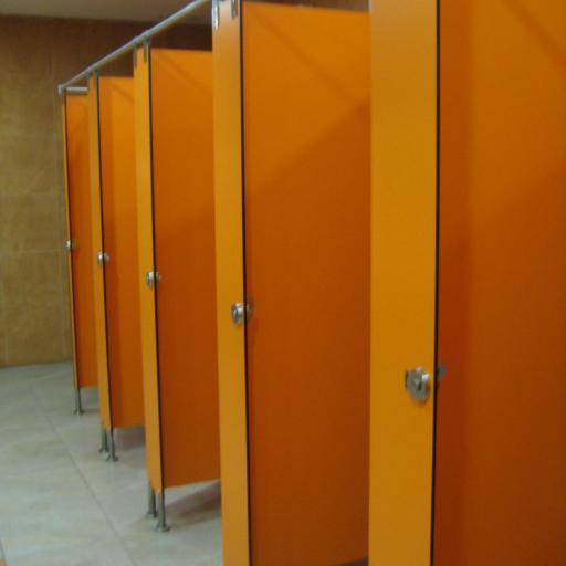 Cabinas sanitarias de compacto  [3]