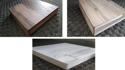 Mesa modelo café rectangular [3]