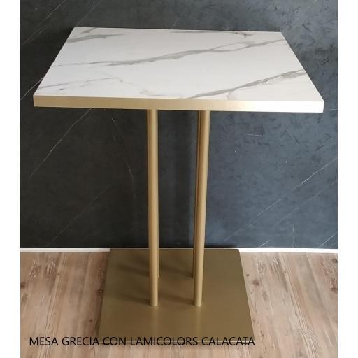 Mesa Grecia