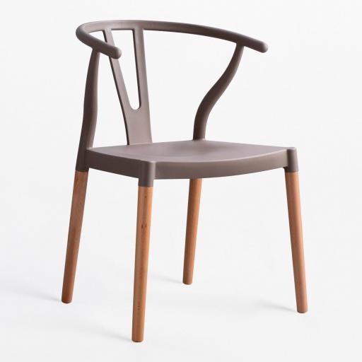 sillón Shangai  pata madera [2]
