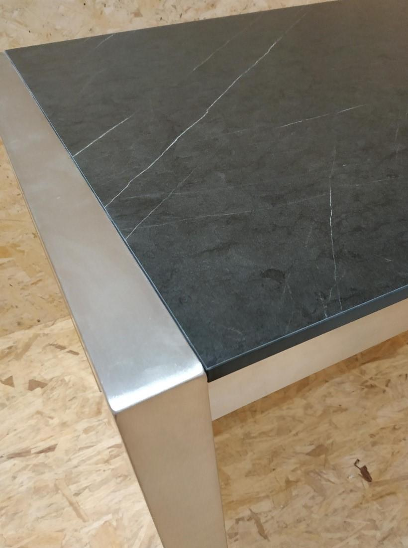 Pié mesa marco