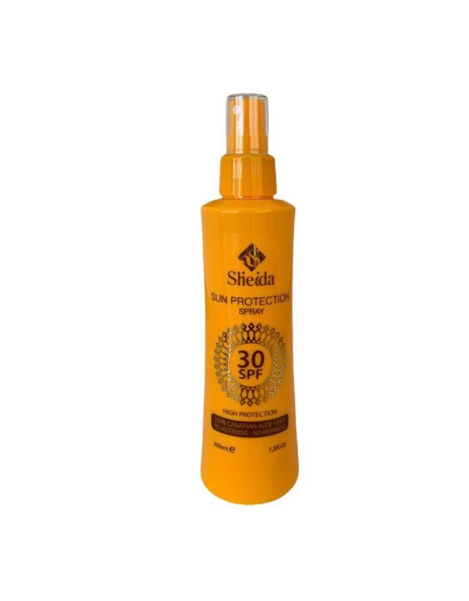 Protector solar (200ml). Fps-30. Sheida