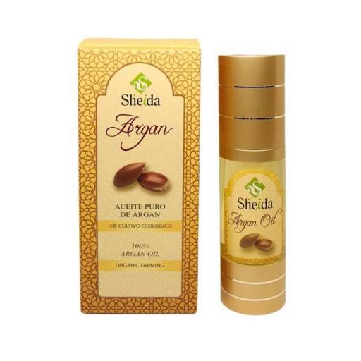Aceite puro de argán (35ml) Sheida