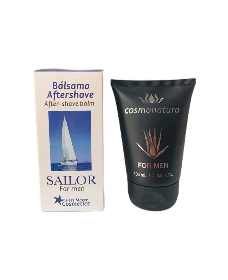 Bálsamo aftershave  Sailor para hombres (100ml)