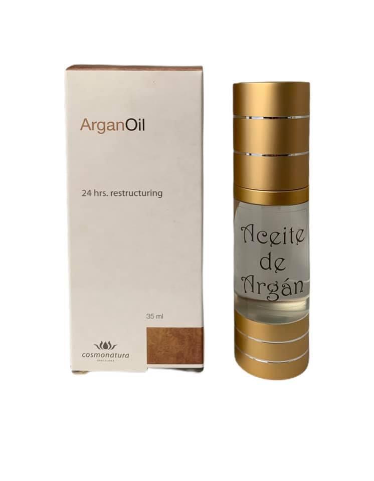 Aceite puro de argán (35ml)