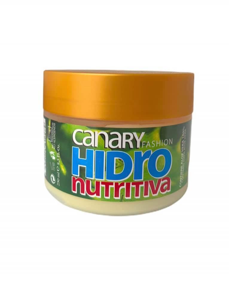 Crema hidro nutritiva con aloe (250ml)
