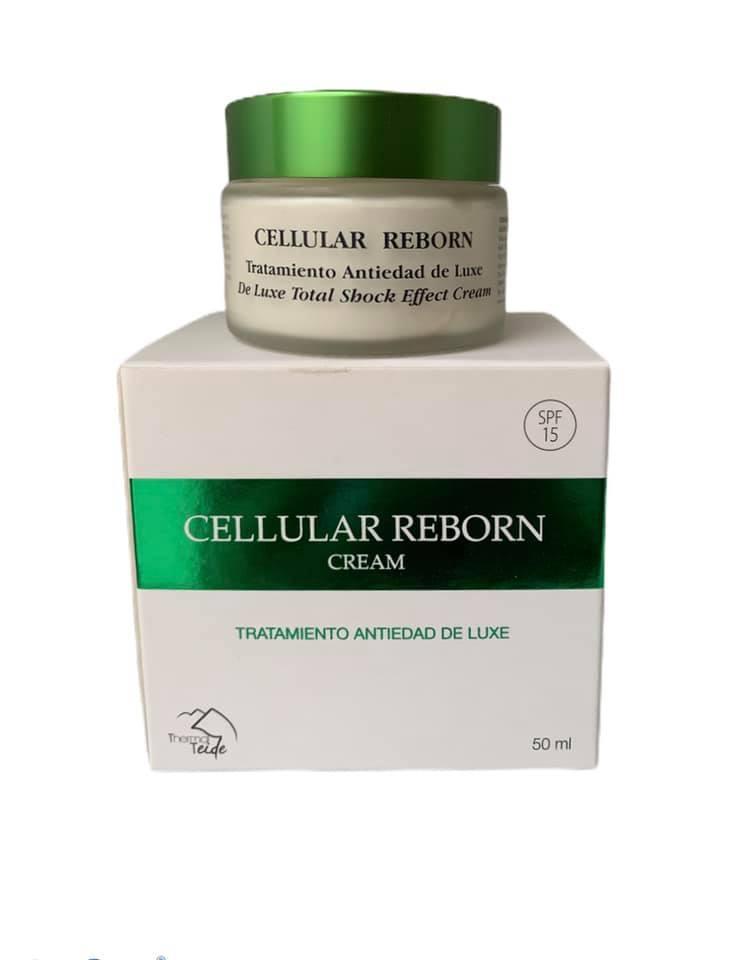 Tratamiento anti edad SPF15 Cellular reborn (50ml)