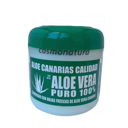 CREMA CARA Y CUERPO ÁLOE CANARIAS CALIDAD (300ml)