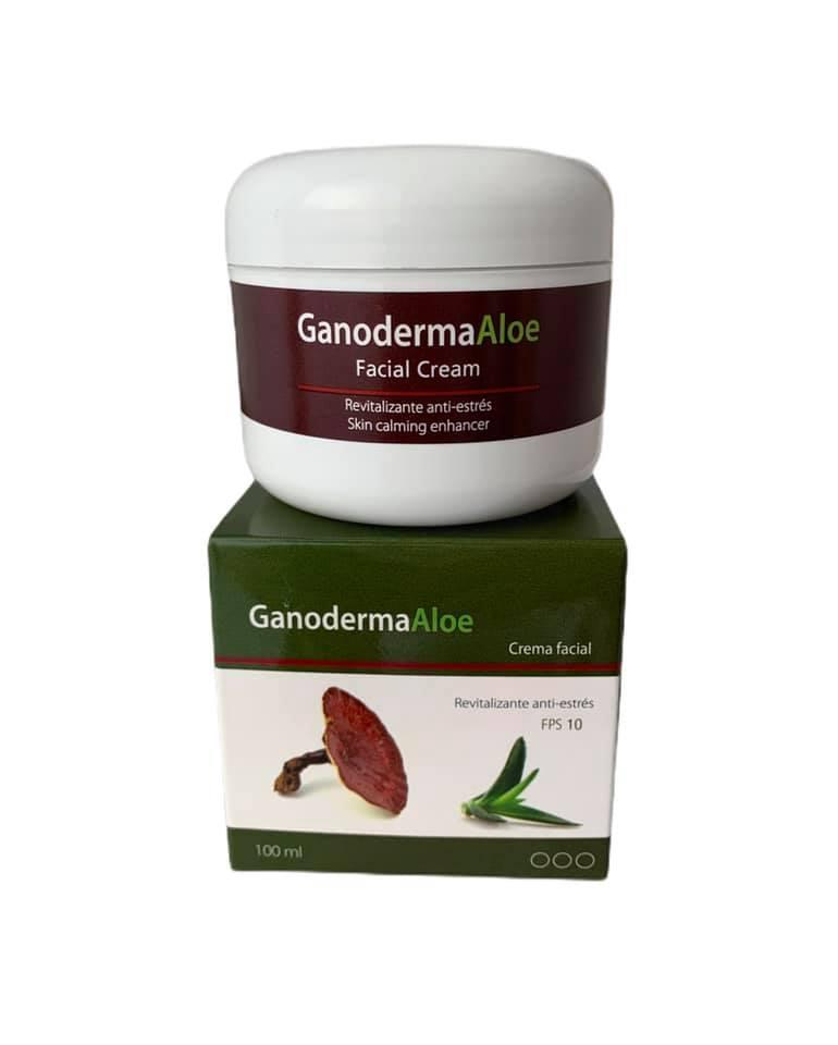 Crema revitalizante ganoderma (100ml)