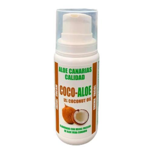 Crema facial aloe-coco(100ml)