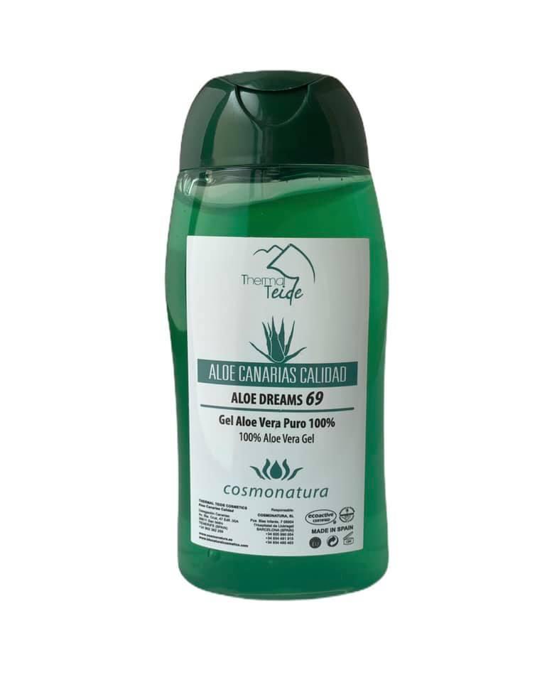 Gel aloe vera puro 100% (250ml)