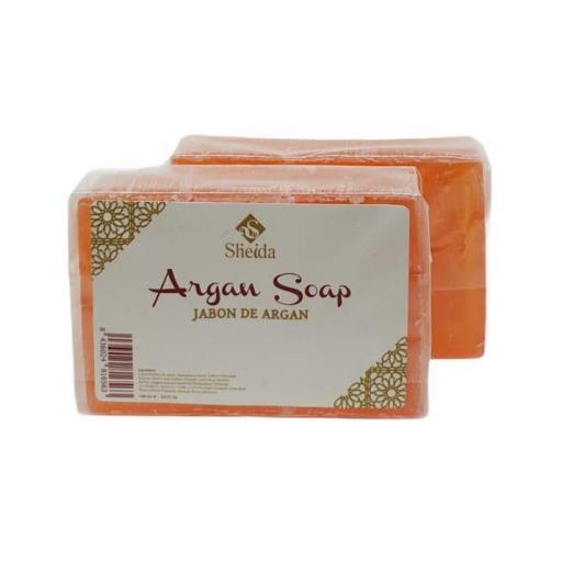 Jabón con aceite de argán (100ml) Sheida