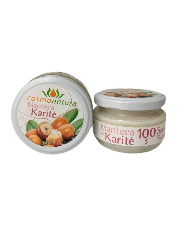 Manteca de Karité 100% (Origen certificado África)