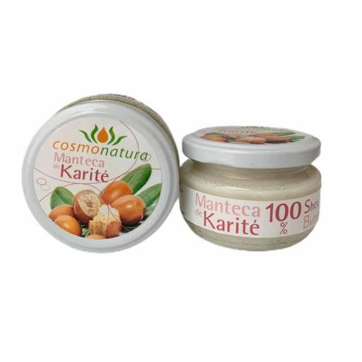 Manteca de Karité 100% (Origen certificado África) [0]