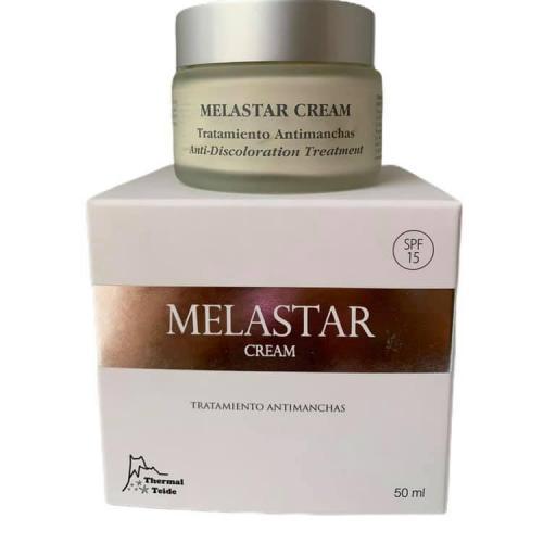 Tratamiento anti manchas SPF15 Melastar (50ml)