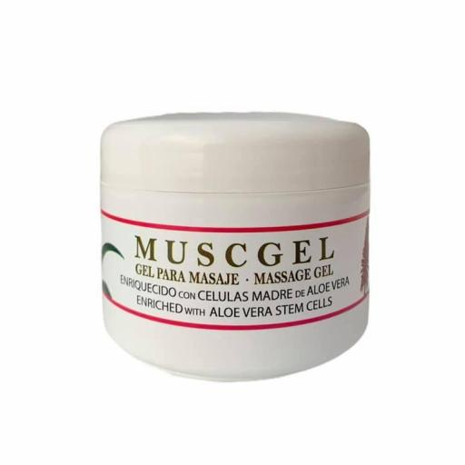 Gel muscular Musgel con células madres (200ml) [0]