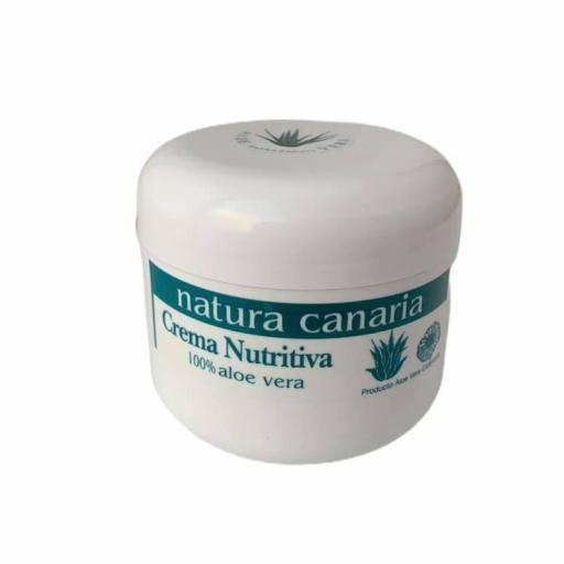 Crema nutritiva con aloe vera y caléndula (100ml)