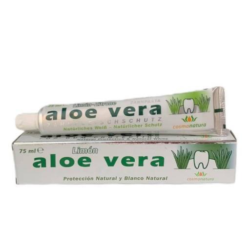 Dentífrico con aloe vera Bionatural (75ml)