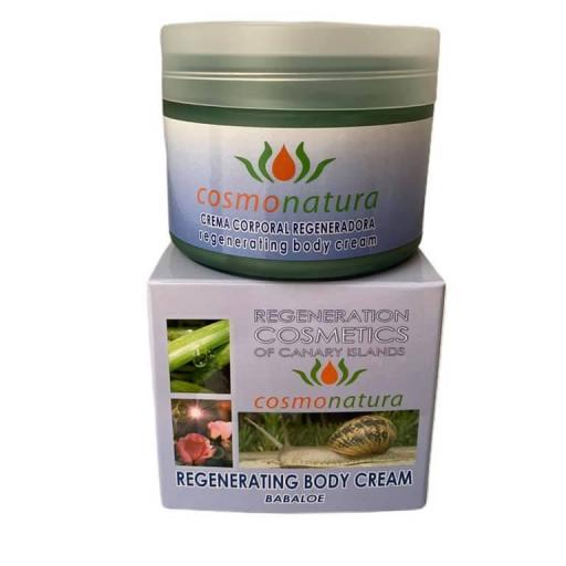 Crema regeneradora corporal Baba-Aloe (250ml)