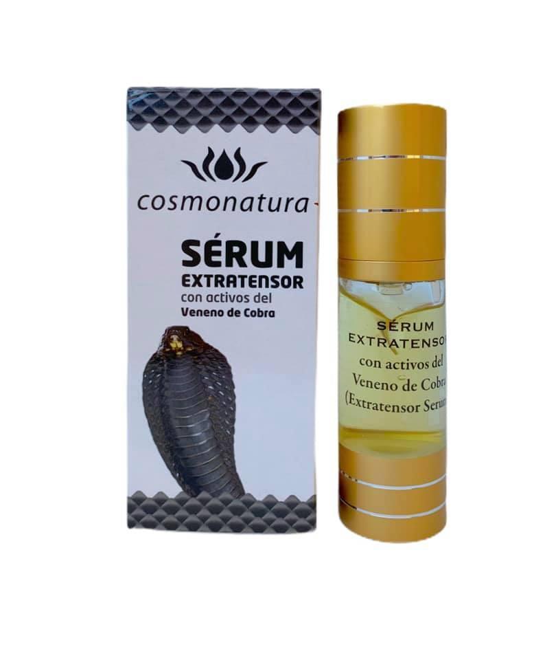 Serum extra tensor con activos de veneno de cobra (35ml)