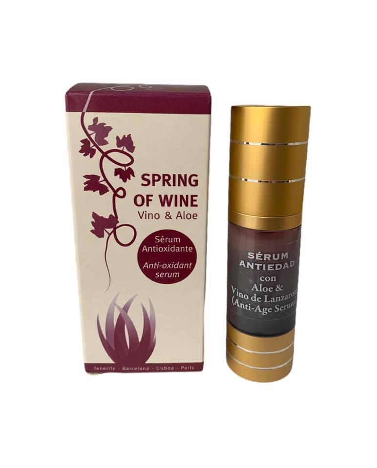 Serum antioxidante de vino (30ml)