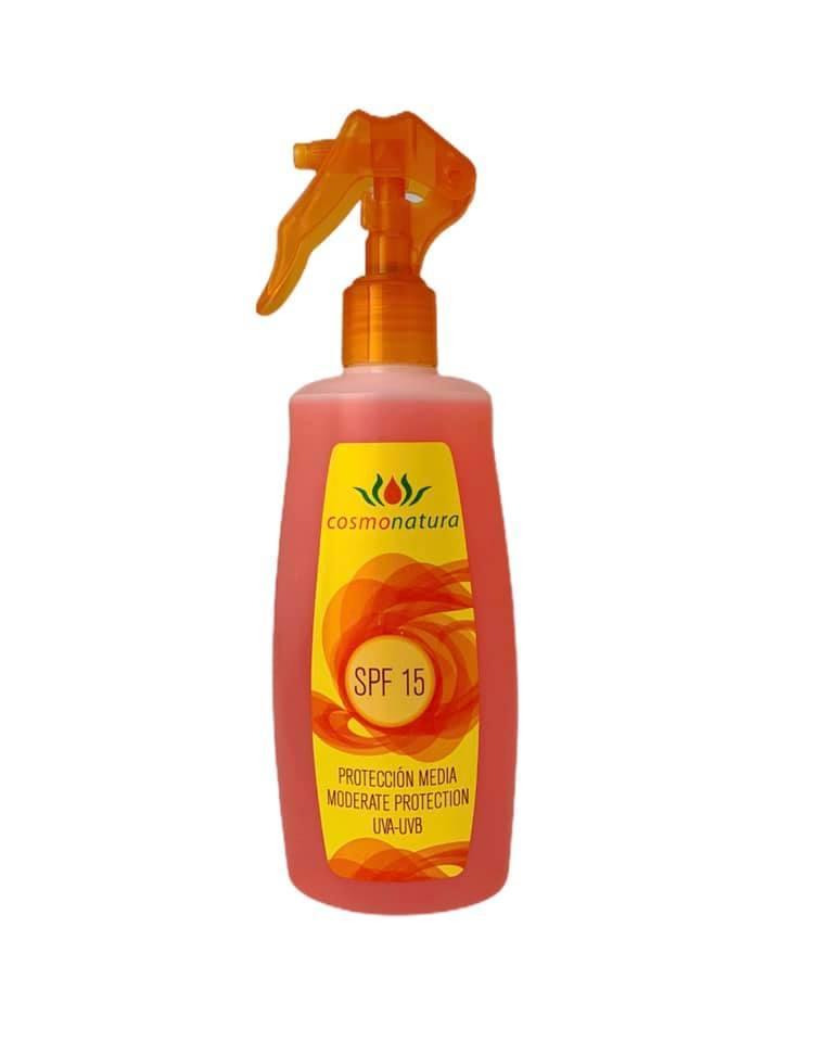 Spray solar FPS 15 (250ml)