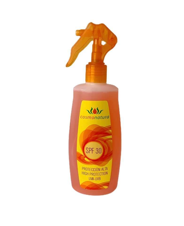 Spray solar FPS30 (250ml)