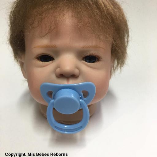 Cabecita de muñeco Reborn modelo LUCAS [1]