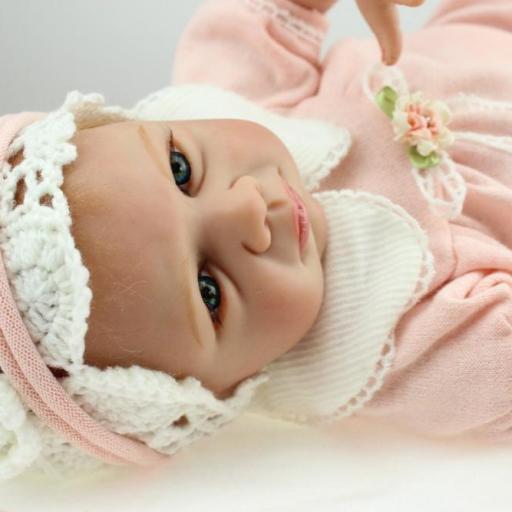 Muñeca Reborn Articulada Despierta; NADIA [2]